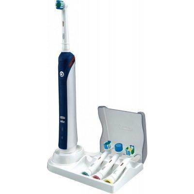 Зубная щетка электрическая Braun Oral-B 3000+/OC20 белый Зубной Центр Professional Care (80212257)