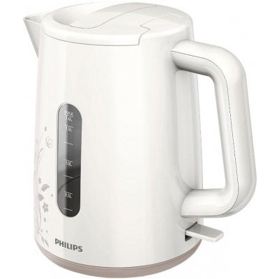 Электрический чайник Philips HD9310/14 белый/бежевый (HD9310/14)Электрические чайники Philips<br>Электрический чайник Philips HD9310 является прекрасным решением для тех, кто любит устраивать себе перерывы в работе на чашечку чая или кофе. Он прост в управлении и долговечен в использовании. Чайник автоматически выключается при закипании.<br>