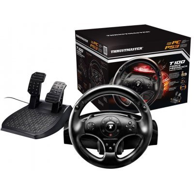 ���� ��������� thrustmaster ps 3 t100 ffb racing ps3/pc (4060051)