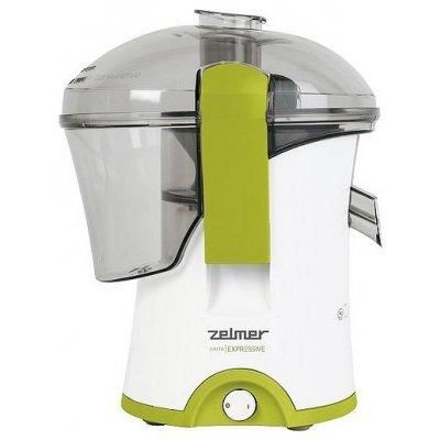 Соковыжималка Zelmer 377 Julita (ZJE0800LRU)Соковыжималки Zelmer<br>для всех видов фруктов мощность 250 Вт подача сока сразу в стакан автоматический выброс мякоти корпус из пластика<br>