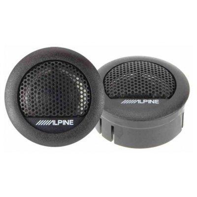 Колонки автомобильные Alpine SXE-1006TW твитер 26мм (SXE-1006TW)