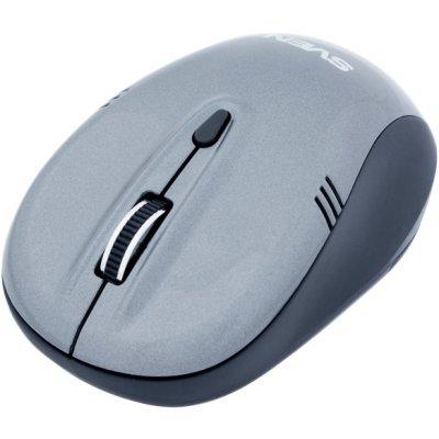 Мышь SVEN RX-330 Wireless (SV-03200330W)Мыши SVEN<br>Оптическая мышь Sven RX-330 USB будет хорошим манипулятором для вашего ноутбука. Мышь сконструирована так, что может работать практически на любых поверхностях.<br>