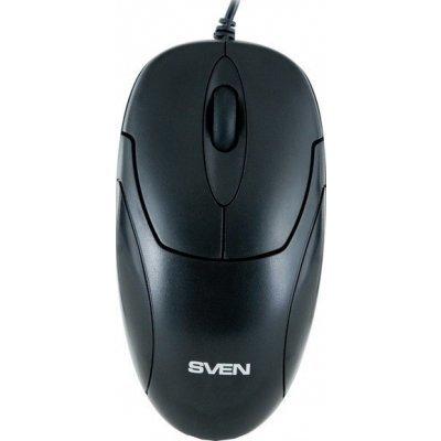 Мышь SVEN RX-111 USB (SV-03200111UB)Мыши SVEN<br>Проводная оптическая мышь Sven RX-111 USB создана для персонального компьютера. Классический дизайн подойдет как левшам, так и правшам. Благодаря оптическому сенсору с разрешающей способностью 800 dpi, движения Вашего курсора будут всегда точными. Отметим, что Sven RX-111 работает на любой поверхнос ...<br>
