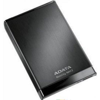 Внешний жесткий диск A-Data NH13 2TB (ANH13-2TU3-CBK)Внешние жесткие диски A-Data<br>Жесткий диск A-Data Nobility NH13 емкостью 2 Тб работает в новом стандарте USB 3.0, который обеспечивает высочайшую скорость передачи данных – до 109 МБ/сек. Это делает его одним из самых быстрых жестких дисков, из существующих сегодня на рынке.<br>