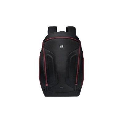 Рюкзак для ноутбука ASUS ROG Shuttle Backpack 90-XB2I00BP00020 полиэстер, Черный (90-XB2I00BP00020-)