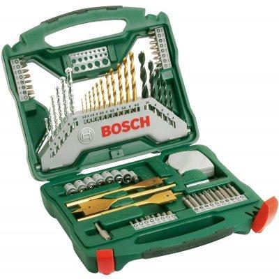 Набор инструментов Bosch X-Line Titanium (2607019329) 70 предметов (2607019329)Наборы инструментов Bosch<br>Производитель<br>Bosch<br>Модель<br>X-Line Titanium 2607019329<br>Тип<br>Наборы принадлежностей<br>Количество<br>70<br>