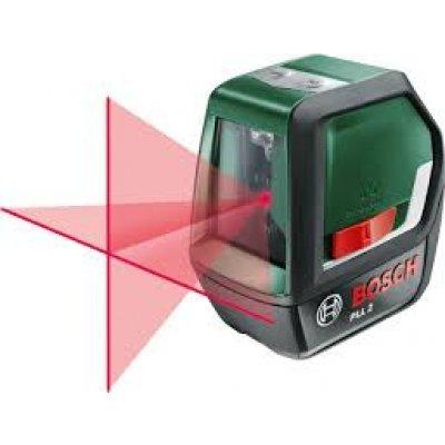 Нивелир Bosch лазерный PLL 2 (0603663420)Нивелиры Bosch<br>Для тех, кто хочет разработать свою гостиную самостоятельно, представляем новинку измерительного оборудования Bosch PLL 2. С его помощью очень легко выровнять объекты, такие как лампы, полки и фотографии -  точно на уровне, параллельно друг другу или по диагонали. Поскольку PLL 2 является первым пер ...<br>