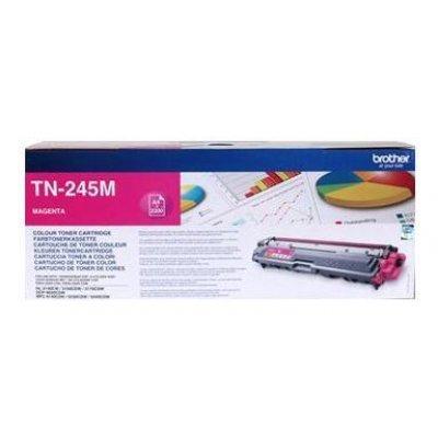 Тонер-картридж для лазерных аппаратов Brother TN245M (TN245M)Тонер-картриджи для лазерных аппаратов Brother<br><br>