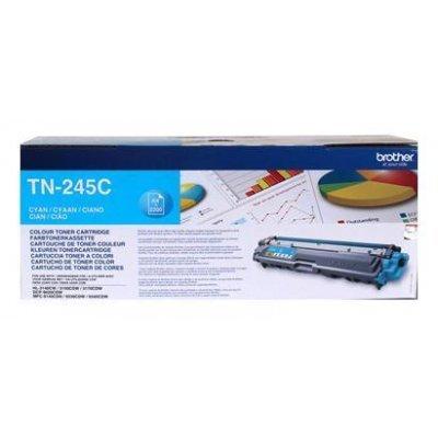 Тонер-картридж для лазерных аппаратов Brother TN245C (TN245C)Тонер-картриджи для лазерных аппаратов Brother<br><br>