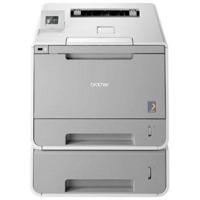 Цветной лазерный принтер Brother HLL-9200CDWT (HLL-9200CDWT)Цветные лазерные принтеры Brother<br>30 стр/мин ч.б/цв.   2400х600 USB 2.0/10-100Base-TX/WiFi/Duplex/лотки 750 л.  )<br>
