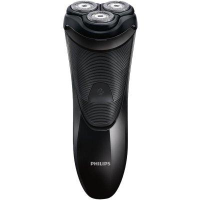 Электрическая бритва Philips PowerTouch PT 711/16 (PT 711/16)Электрические бритвы Philips<br>Электробритва Philips PT711 оборудована тройной бритвенной головкой, что обеспечивает максимально чистое и комфортное бритье. Этот современный прибор удобно держать в руке, его корпус эргономичен и выполнен из качественных материалов, благодаря прорезиненной вставке - не выскальзывает из рук. Philip ...<br>