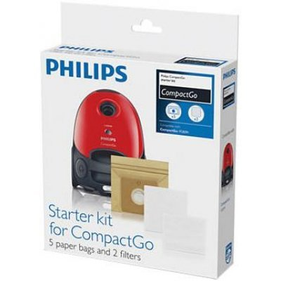 Пылесборник для пылесоса Philips Пылесборник бумажный для FC8291/02 (FC 8018/01)