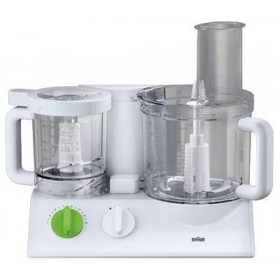 Кухонный комбайн Braun FX 3030 (22011002)Кухонные комбайны Braun<br>Braun FX 3030 - это универсальный кухонный комбайн в пластиковом корпусе. Он имеет мощный двигатель с высоким вращающим моментом, достаточным для замеса густого теста.<br>