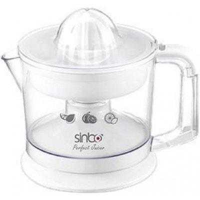 Соковыжималка Sinbo SJ 3141 белый 25W (SJ 3141)Соковыжималки Sinbo<br>Соковыжималка Sinbo SJ-3141 предназначена для приготовления витаминных напитков из цитрусовых. Корпус сделан из высококачественных материалов, которые не выделяют неприятных запахов в процессе работы. Универсальный дизайн данной модели подойдет для каждого дома.<br>