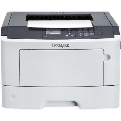 Монохромный лазерный принтер Lexmark MS415dn (35S0280)Монохромные лазерные принтеры Lexmark<br>Лазерный A4, 1200*1200dpi, 38 стр/мин, дуплекс, сеть,256MБ<br>