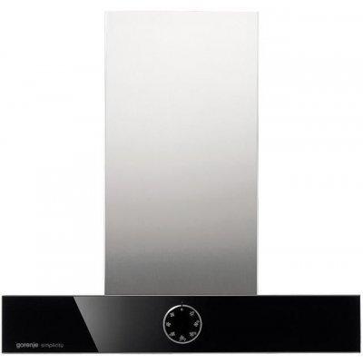 Вытяжка Gorenje DT6SY2B (DT6SY2B)Вытяжки Gorenje<br>Габариты: 58-105х60х43.5 см<br>Производительность в режиме отвода воздуха (свободный выход): 700 м3/час<br>Освещение: галогенные лампы, 2х20 Вт<br>Уровень шума (мин): 39 дБ<br>Присоединительная мощность: 240 Вт<br>Режимы работы: отвод /циркуляция<br>Управление: электронное<br>