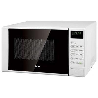 Микроволновая печь BBK 20MWS-728S/W 700W (20 литров) белый (20MWS-728S/W)Микроволновые печи BBK<br>объем 20 л<br>    отдельно стоящая<br>    мощность 700 Вт<br>    электронное управление<br>    сенсорная панель<br>    дисплей<br>    защита от детей<br>
