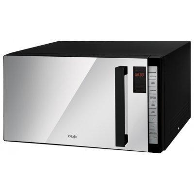 Микроволновая печь BBK 25MWC-980T/B-M 900W (25 литра) черный (25MWC-980T/B-M) bbk 25mwc 990t s m серебристый гриль конвекция 900вт 25л