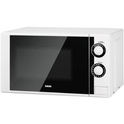 Микроволновая печь BBK 20MWS-704M/W 700W (20 литров) белый (20MWS-704M/W) микроволновая печь rolsen mg2590sa mg2590sa