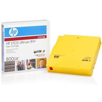 Картридж HP 800GB Ultrium LTO3 data cartridge RW (C7973A) (C7973A)Ленточные картриджи HP<br><br>