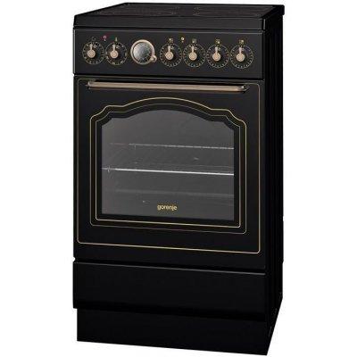 Электрическая плита Gorenje EC55CLB1 (EC55CLB1)Электрические плиты Gorenje<br>Плита электрическая Gorenje EC55CLB1 - это незаменимый аксессуар для кухни. Она обеспечивает полный контроль розжига как варочной поверхности, так и духового шкафа. Вы сможете приготовить различные блюда и при этом получить эстетическое удовольствие.<br>