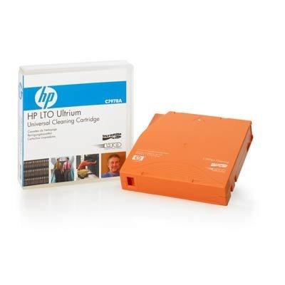 Картридж HP Ultrium Universal Cleaning Cartridge / C7978A (C7978A)Ленточные картриджи HP<br><br>