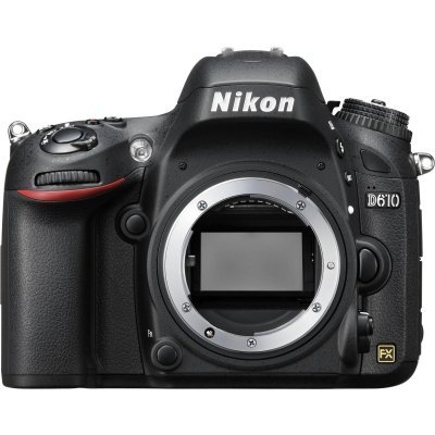 �������� ���������� nikon d610 body black (vba430ae)