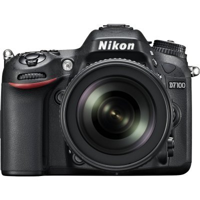 Цифровая фотокамера Nikon D7100 KIT black (VBA360K001) nikon d7100 kit 18 105vr