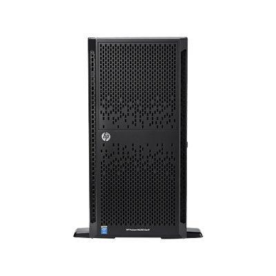 Сервер HP ProLiant ML350 Gen9 E5-2603v3 (776974-425) (776974-425)Серверы HP<br>E5-2603v3 Tower(5U)/Xeon6C 1.6GHz(15Mb)/1x16GbR1D_2133/B140i(ZM/RAID 0/1/10/5)/noHDD(8/48up)SFF/DVD-RW/iLOstd/3HPFans/4x1GbEth/1x500wPlat(2up)<br>