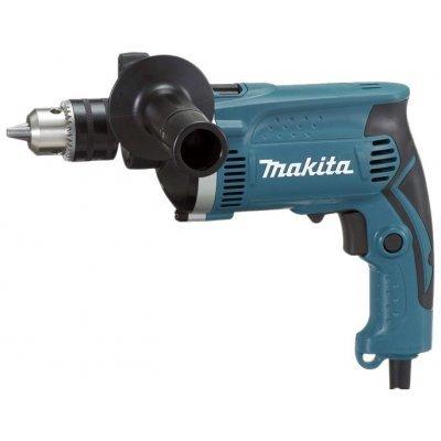 ��рель Makita ударная HP1630KX2 ЗВП 750W кейс (HP1630KX2) электроинструмент makita hp1630kx2