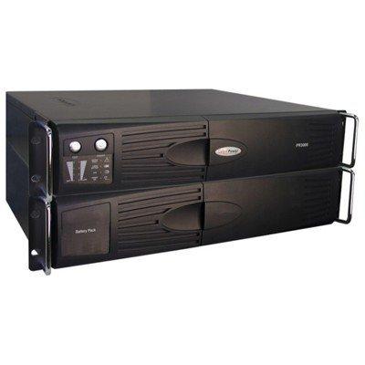 Источник бесперебойного питания CyberPower PR 3000 LCD 2Unit (line-interactive) (PR3000ELCDRT2U)