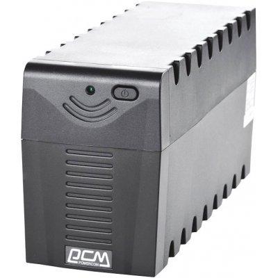 Источник бесперебойного питания Powercom RPT-800A EURO (RPT-800A EURO)Источники бесперебойного питания Powercom<br>Powercom Raptor RPT-800A - линейно-интерактивный ИБП, который предназначен для защиты персональных компьютеров и сетевого оборудования от основных неполадок с электропитанием: перегрузки или короткого замыкания; понижений, повышений и полного исчезновения напряжения в электросети. Благодаря наличию  ...<br>