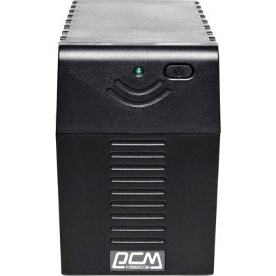 Источник бесперебойного питания Powercom RPT-1000A EURO 600W (RPT-1000A EURO 600W) источник бесперебойного питания powercom imd 525ap