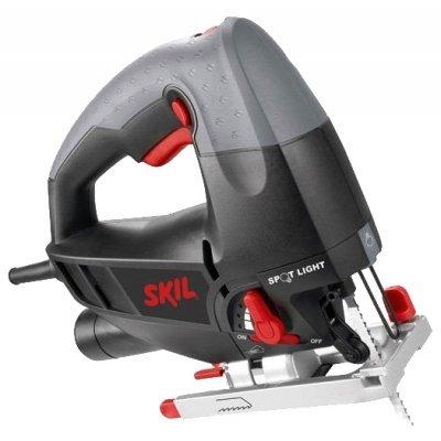 Лобзик Skil 4581LA 710Вт (F0154581LA)Лобзики Skil<br>ручной электролобзик<br>    мощность 710 Вт<br>    скорость 800 - 3000 ходов/мин<br>    маятниковый ход<br>    регулировка частоты хода<br>    вес 2.2 кг<br>