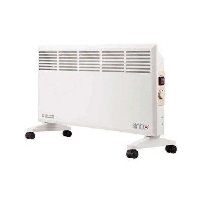 Обогреватель Sinbo SFH 3366 (SFH 3366)Обогреватели Sinbo<br>конвектор<br>площадь обогрева 20 кв.м<br>мощность обогрева 1600 Вт<br>защита от влаги<br>механическое управление<br>защита от перегрева<br>