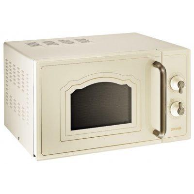 Микроволновая печь Gorenje MO4250CLI (MO4250CLI)Микроволновые печи Gorenje<br>объем 20 л<br>    отдельно стоящая<br>    мощность 800 Вт<br>    механическое управление<br>    поворотные переключатели<br>