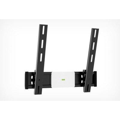 Кронштейн для ТВ и панелей настенный Holder LCD-T4612-B 32-65 (LCD-T4612-B)Кронштейн для ТВ и панелей Holder<br>32-65 макс 400x400, наклон -8+17°, от стены 68мм, вес до 40кг<br>