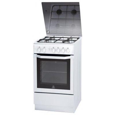 Газовая плита Indesit I5GG1G(W)RU (I5GG1G(W)RU)Газовые плиты Indesit<br>Indesit I5GG1G - современная и функциональная модель, которая порадует самую требовательную хозяйку. Плита имеет стильный дизайн и с легкостью впишется в интерьер вашей кухни. Данная модель выполнена из высококачественных материалов, что гарантирует длительный срок службы.<br>