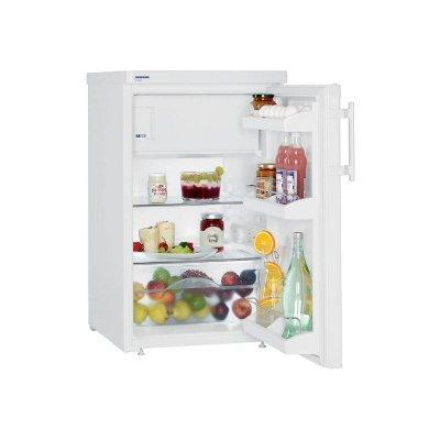 Холодильник Liebherr T 1414-21 001 (T 1414-21 001)Холодильники Liebherr<br>Модель T 1414-21 001<br>Страна производства Болгария<br>Тип холодильник<br>Дизайн SwingLine-Design<br>Расположение морозильной камеры сверху<br>Тип установки свободно стоящ.<br>Объем полезный объем: 228 л.<br>морозильная камера: 24 л.<br>холодильная камера: 108 л.<br>Тип управления механическое<br>Мощность заморозки 3 к ...<br>