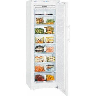 Морозильник Liebherr GN3023-21 001 (GN3023-21 001)Морозильники Liebherr<br>морозильник-шкаф отдельно стоящий однокамерный класс A+ общий объем 304 л ручка с толкателем<br>