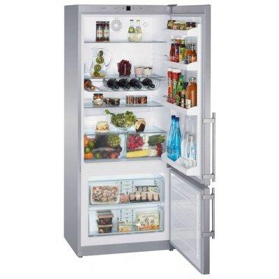 Холодильник Liebherr CPesf 4613-22 001 (CPesf  4613-22 001)Холодильники Liebherr<br>холодильник с морозильником отдельно стоящий двухкамерный класс A+ морозильник снизу общий объем 432 л ручка с толкателем капельная система<br>