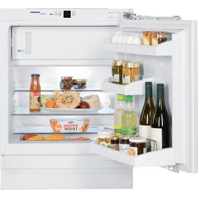 Встраиваемый холодильник Liebherr UIK 1424-23 001 (UIK    1424-23 001)Встраиваемые холодильники Liebherr<br>ПроизводительLiebherr<br>Тип холодильника с морозильной камерой<br>Тип расположения встраиваемый<br>Расположение морозильной камеры сверху<br>Кол-во камер 1<br>Размораживание холодильной камеры капельное<br>Размораживание морозильной камеры ручное<br>Кол-во компрессоров 1<br>Зона свежести нет<br>Цветбелый<br>