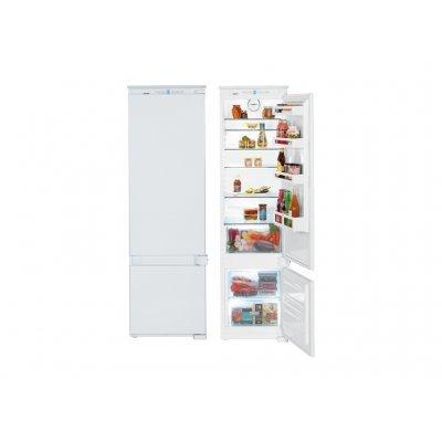 Встраиваемый холодильник Liebherr ICS 3214-20 001 (ICS    3214-20 001)Встраиваемые холодильники Liebherr<br>Модель ICS 3214-20 001<br>Тип трехкамерный холодильник<br>Расположение морозильной камеры внизу<br>Тип установки с возможностью встраивания<br>Объем объем: 291 л.<br>полезный объем: 287 л.<br>морозильная камера: -58 л.<br>холодильная камера: 229 л.<br>Тип управления электронное<br>Мощность заморозки 10 кг/24 часа<br>Темпе ...<br>