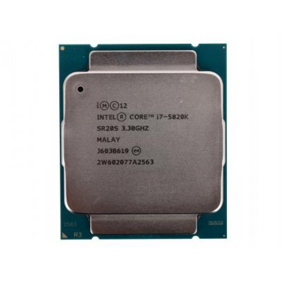 Процессор Intel Core i7-5820K Haswell-E Box (CM8064801548435S R20S) процессор intel core i7 6700k box