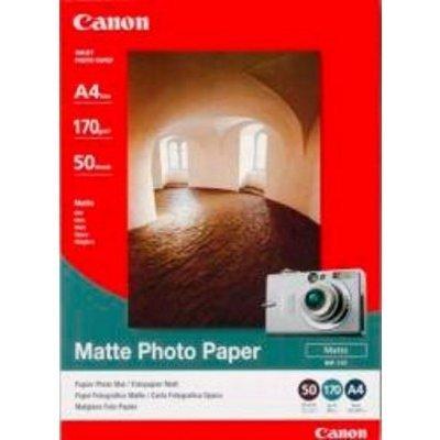 Фотобумага CANON MP-101 Матовая, 170г/м2, A4 (21X29,7), 50 л. (7981A005)