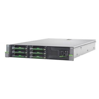 Сервер Fujitsu Primergy RX300S8 (VFY:R3008SC020IN) (VFY:R3008SC020IN)Серверы Fujitsu<br>Сервер Fujitsu PRIMERGY RX300S8 Intel Xeon E5-2620v2 2.1GHz 8Gb 1.6 3.5 max6 DVD-RW RAID 6G 5/6 512Mb Platunum 2x450W max23Y 2U (VFY:R3008SC020IN)<br>