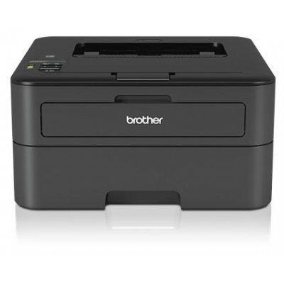 Монохромный лазерный принтер Brother HL-L2340DWR (HLL2340DWR1) принтер лазерный brother hl 1202r