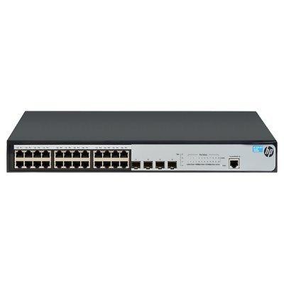 Коммутатор HP 1920-24G Switch (JG924A) (JG924A) цена 2016