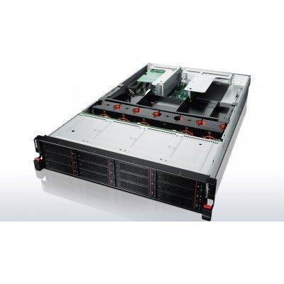 Сервер Lenovo RD440 (70AJ0013RU) (70AJ0013RU)Серверы Lenovo<br>12 x 3.5 HS SAS/SATA 1 x Xeon E5-2420 V2 1 x 8GB ECC RDIMM RAID700 with Battery 0/1/10/5/6/50/60 no HDDs no ODD Integrated Ethernet 1 x 800W Redundant Capable No OS 3/3<br>