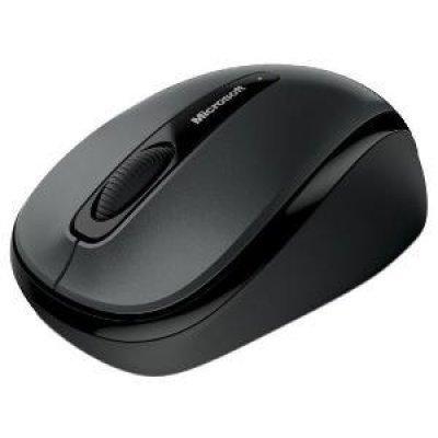 Мышь Microsoft Wireless Mobile Mouse 3500 Lochness Grey USB (GMF-00292) мышь беспроводная microsoft wireless mobile 3500 limited edition flame красный usb gmf 00293